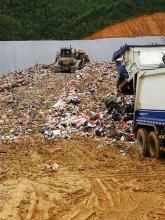 垃圾场除臭实验
